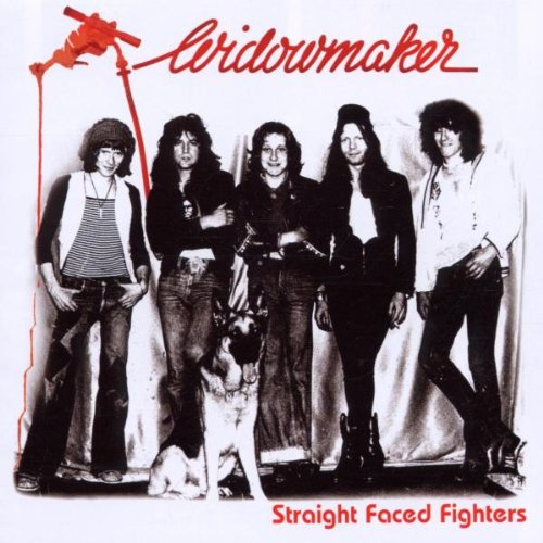 widowmaker - straight faced fighters (CD) 5050159158621