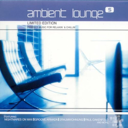 various - ambient lounge vol.5 (CD) 4002587696627