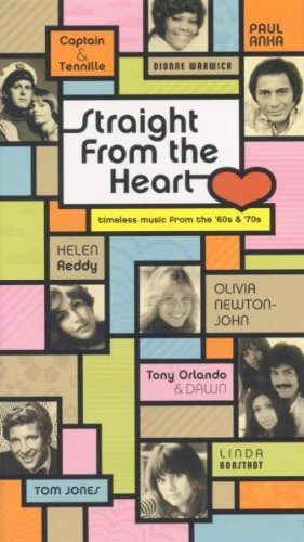 various - straight from the heart (CD) 826663741322