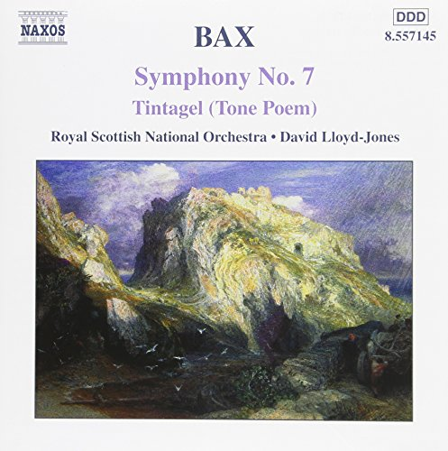 david lloyd-jones - symphonie nr. 7/tintagel, Arnold Bax (CD) 747313214525