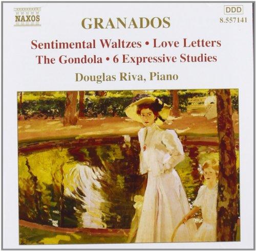 douglas riva - klaviermusik vol. 7, Enrique Granados (CD) 747313214129