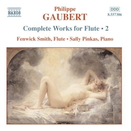 fenwick smith - flötenwerke vol. 2, Philippe Gaubert (CD) 747313230624