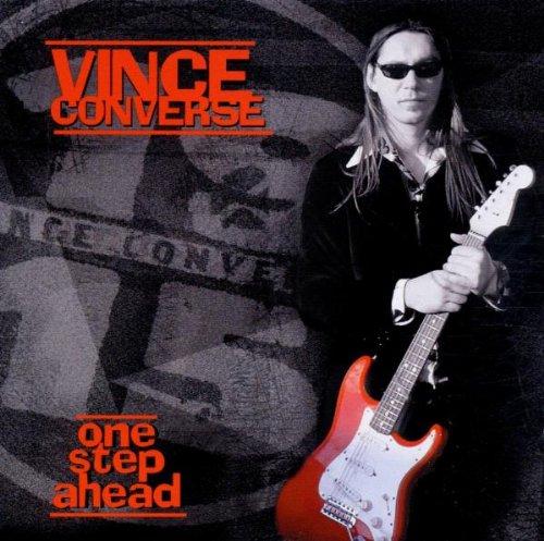 vince converse - one step ahead (CD) 707787433228