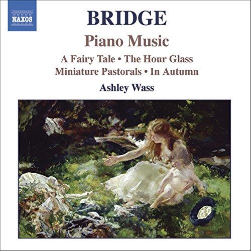 ashley wass - klaviermusik vol. 1, Frank Bridge (CD) 747313284221
