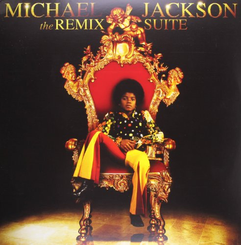 michael jackson - remix suites (LP NEU!) 602527207056