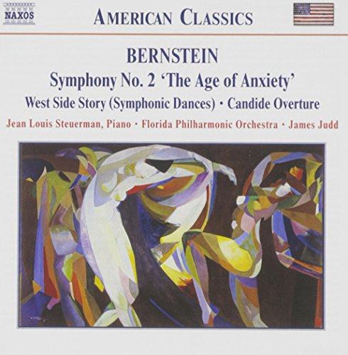 James Judd - Bernstein: The Age of Anxiety etc., Leonard Bernstein (CD NEU!!!)