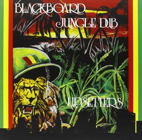 Lee Scratch Perry Blackboard Jungle Dub Vinyl Single